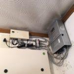 ブースター 分配器 アンテナ 配線 修理