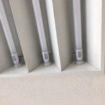 天井 電気 照明 直管 LEDに交換