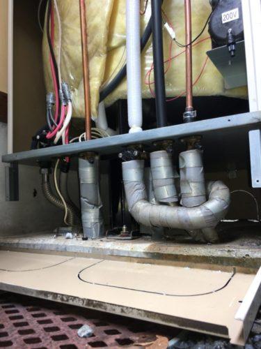 電気温水器 配管 点検 メンテナンス
