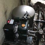 井戸用ポンプ 設置