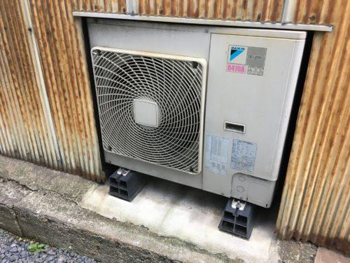 撤去 廃棄 エアコン