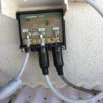ブースター アンテナ 風 強化 修理 BS 地デジ