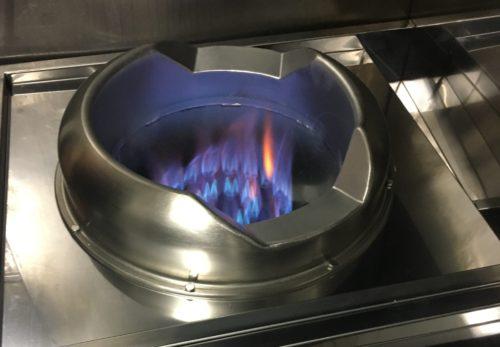 ガスコンロ 業務用 中華 大 マルゼン
