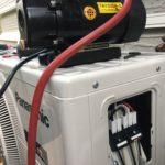 室外機 配管接続 エアコン 真空引き